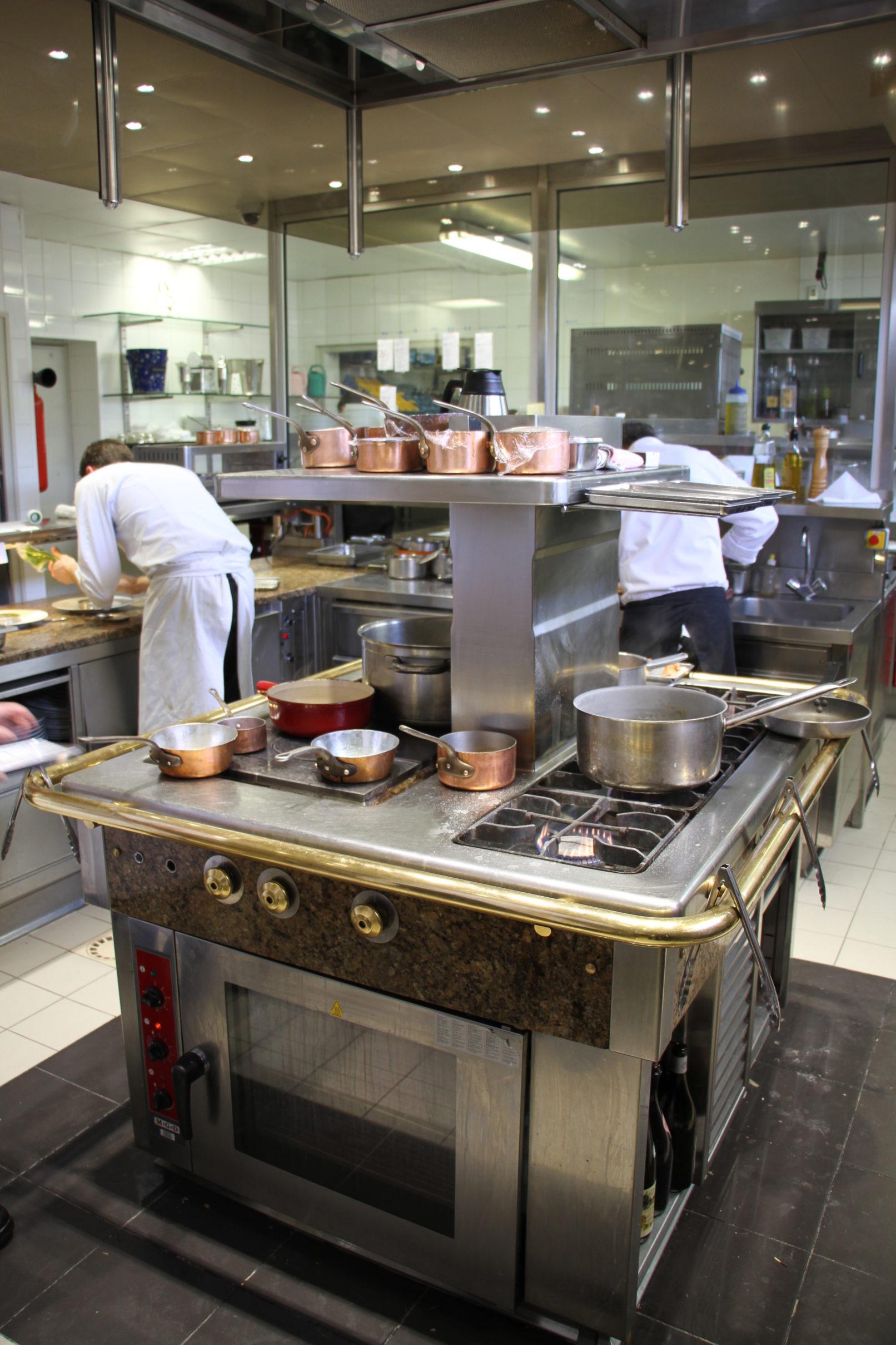 Cuisine Restaurant Luc Sellier
